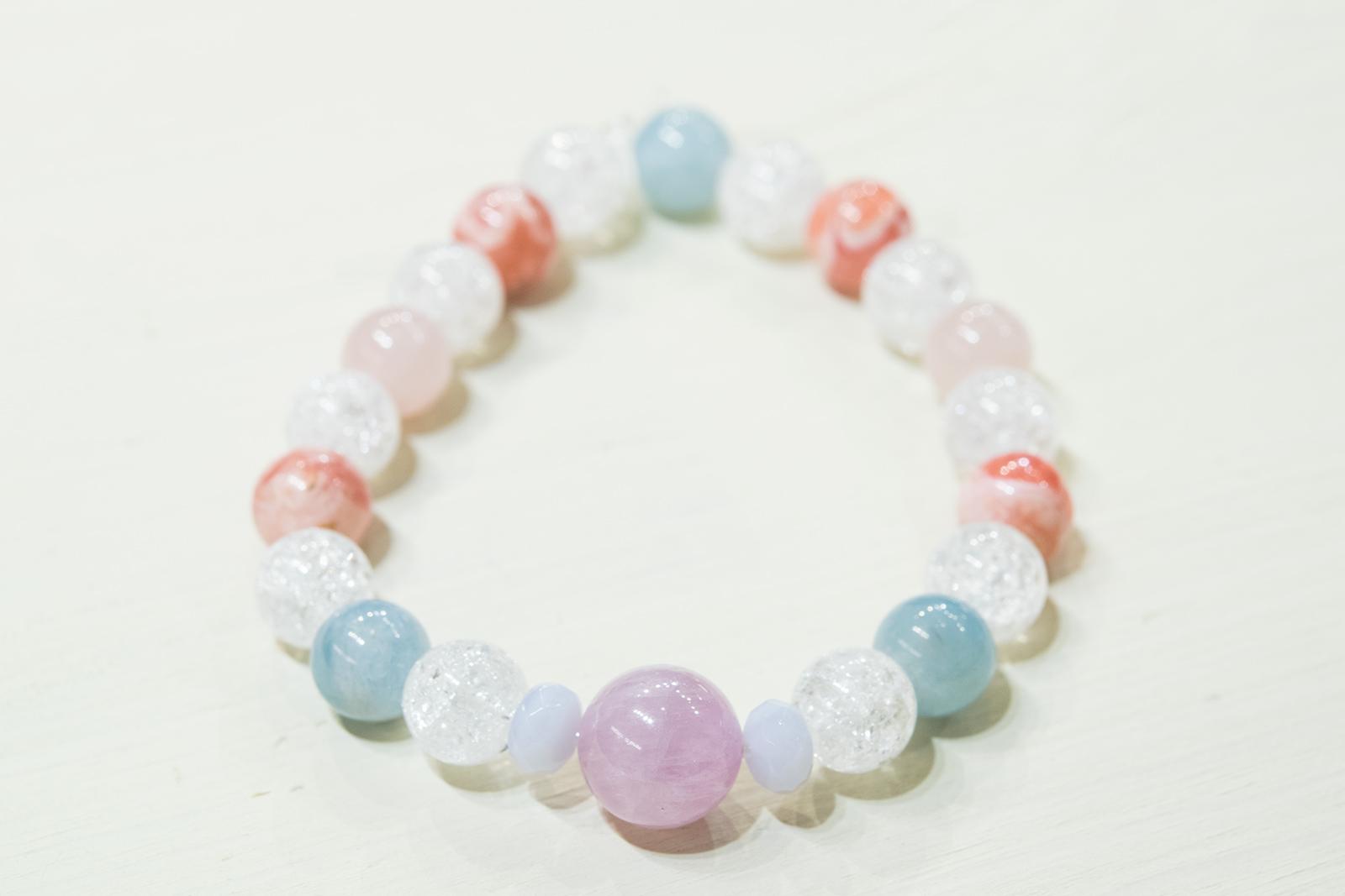水晶さざれプレゼントキャンペーン@心斎橋 本店