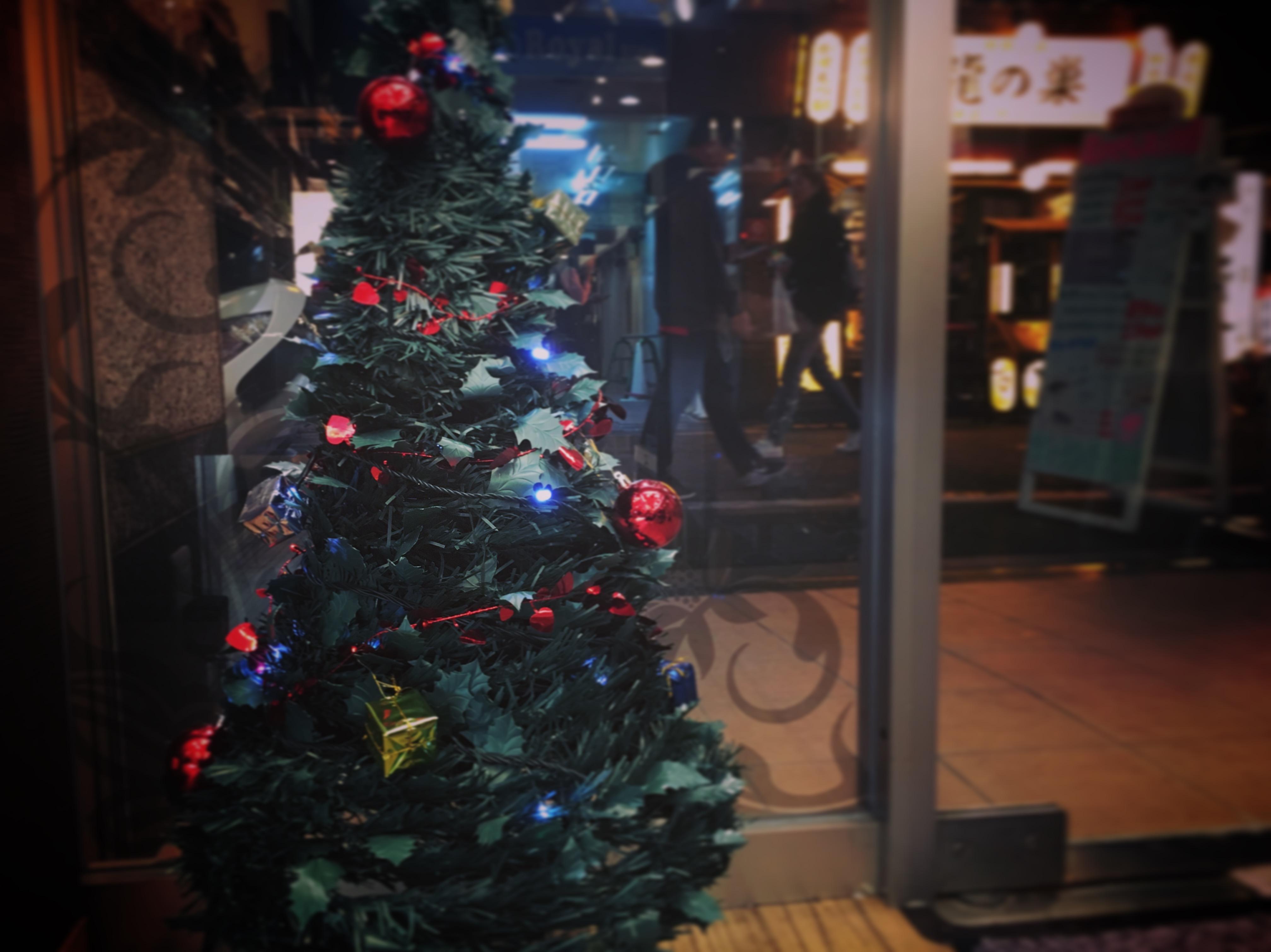 クリスマスプレゼント @心斎橋筋店
