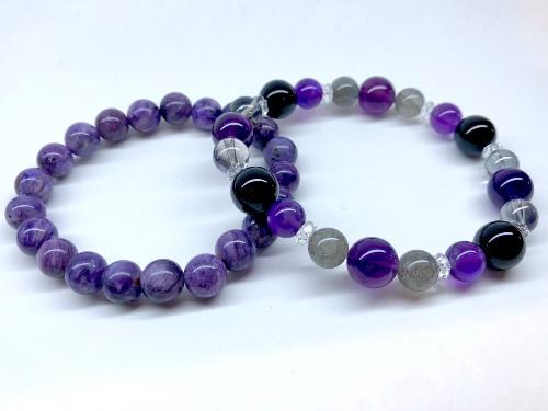 【紫色】が持つパワーのご紹介@梅田