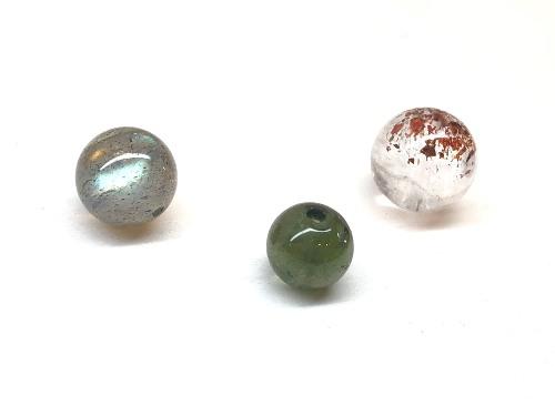 メンタル成長で人気な天然石TOP3のご紹介@梅田